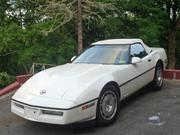 1986 CHEVROLET Chevrolet Corvette Indianapolis 500 Pace Car Conve